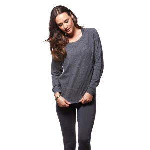 Bayse Slouch Crew Womens Training Sweater