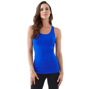 Bayse Studio Racer Shelf Bra Womens Training Tank