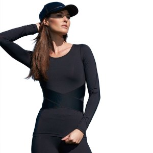 Bayse Sculpt Womens Long Sleeve Training Top