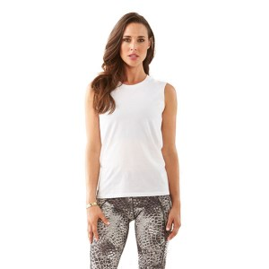 Bayse Sleeveless Womens Training Tank Top